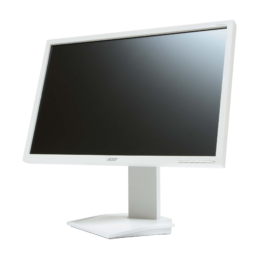 monitor 22 zoll acer b223wl 16 10 led lcd widescreen. Black Bedroom Furniture Sets. Home Design Ideas